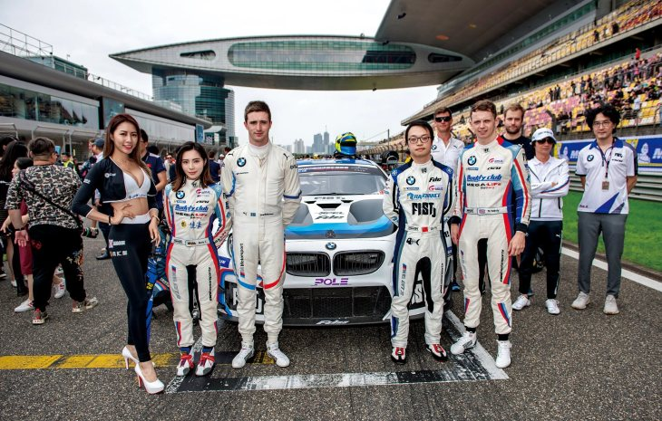 FIST-Team AAI出戰2019 China GT上海最終戰全力搶勝