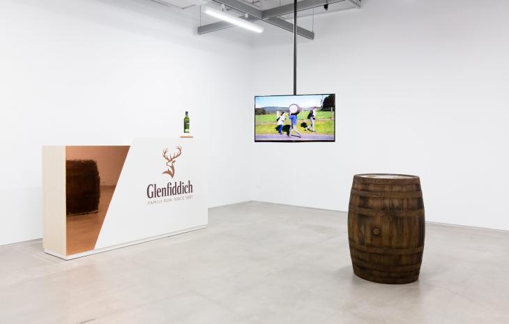 Glenfiddich 2019格蘭菲迪藝術家駐村計畫 廖建忠個展