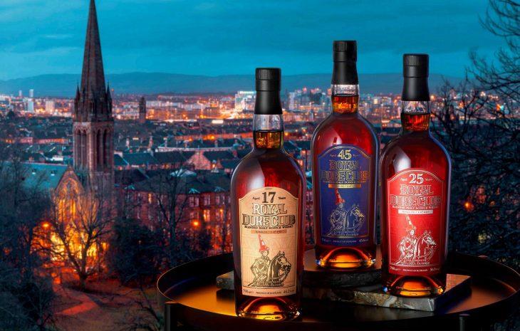 Royal Duke Club 紅帽爵士蘇格蘭調和麥芽威士忌台灣上市