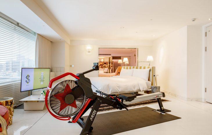 S Hotel防疫飯店2.0住房專案