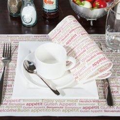 Tischsets bedrucken
