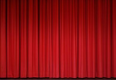 Custom Stage Curtains Theater Drapes