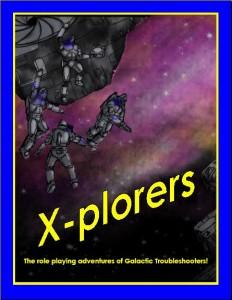 X-plorers final cover