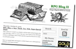 RPG Blog II