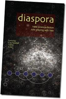 Diaspora cover