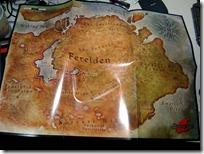 Ferelden poster map
