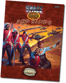 Space1889: Red Sands