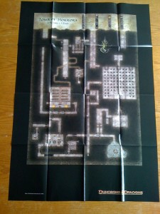 Tomb Of Horrors Map