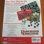 Dungeons & Dragons Red Box 4E Box Bottom