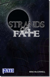 Strands of Fate Cover