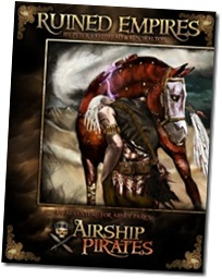 Ruined Empires Cover