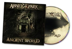 Ancient World CD cover