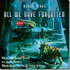 Ashen Stars CD cover