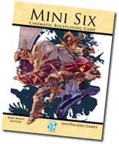 Mini Six 144w