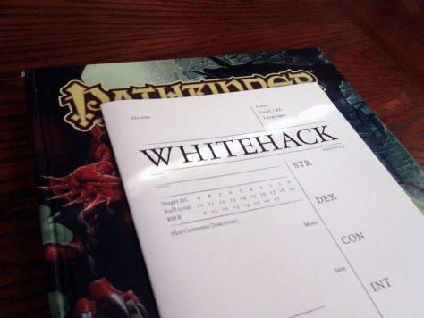 Whitehack-Pathfinder