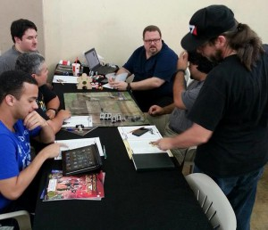 Free RPG Day Playing Pathfinder