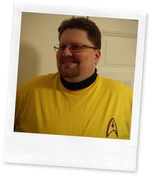 The bold captain of the USS Heisenberg
