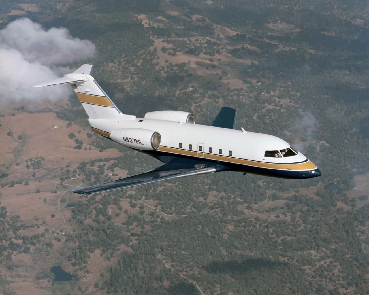 Bombardier Challenger 600 601  StarJets
