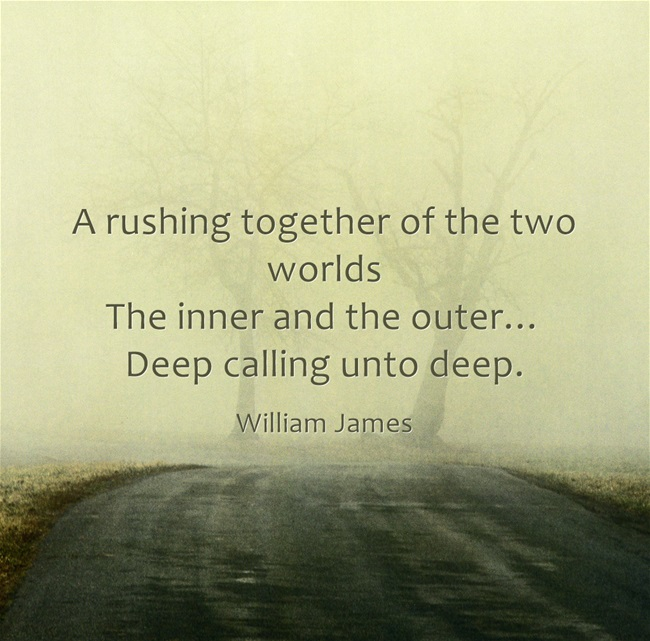 A-rushing-together-of
