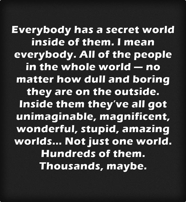 Everybody-has-a-secret