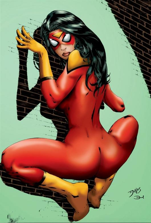 spider_woman_on-wall