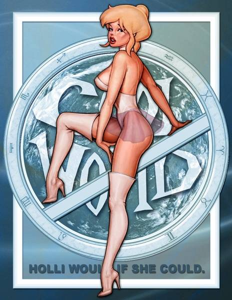 holli_would___would_if_she_could_poster_color_lrg