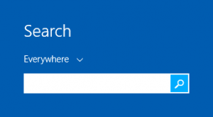 windows 8.1 - search everywhere