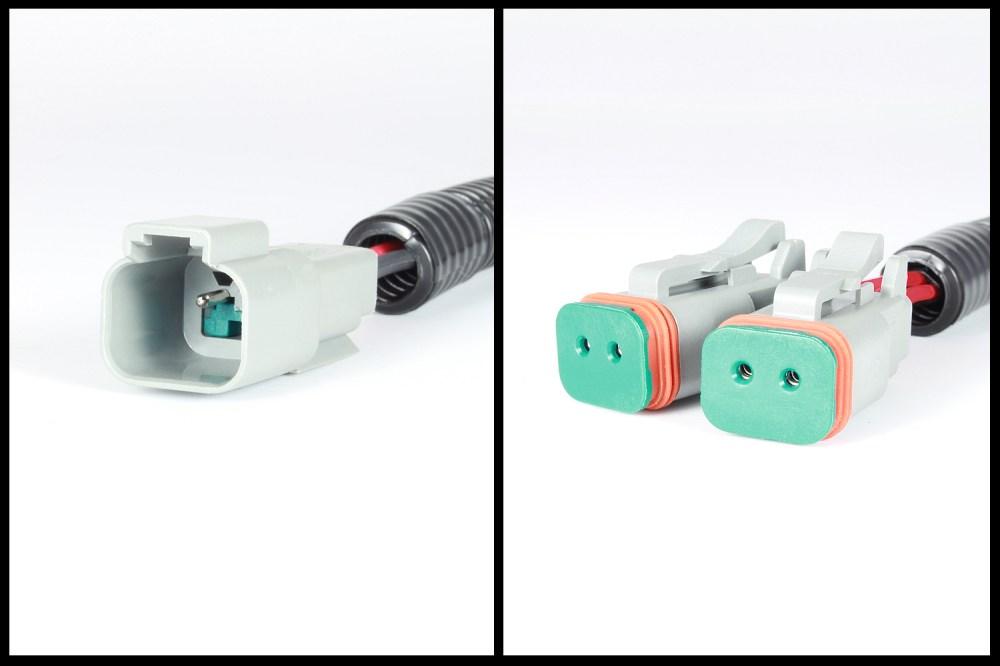 medium resolution of more images wiring adapters deutsch receptacle