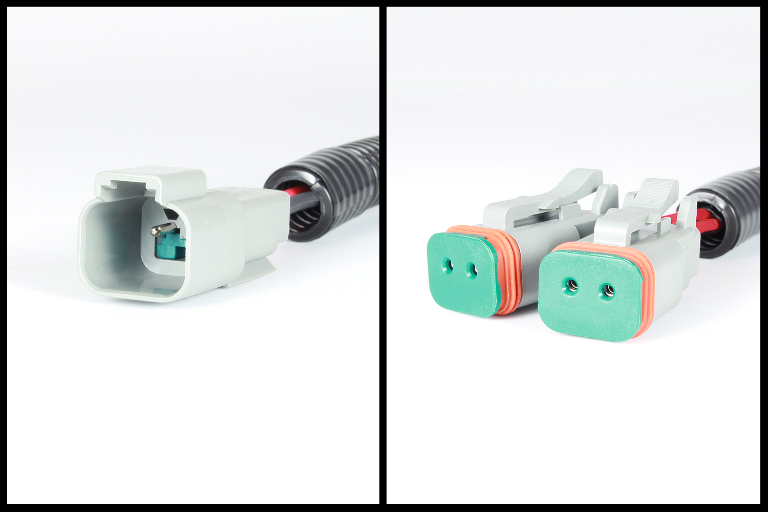 hight resolution of more images wiring adapters deutsch receptacle