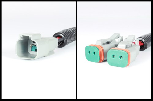 small resolution of more images wiring adapters deutsch receptacle