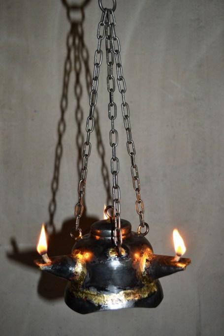 Lampa oliwna 1