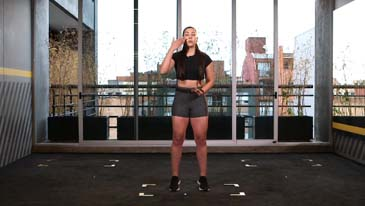 Reto Stark Mujeres Día 3 - Cardio y Full Body