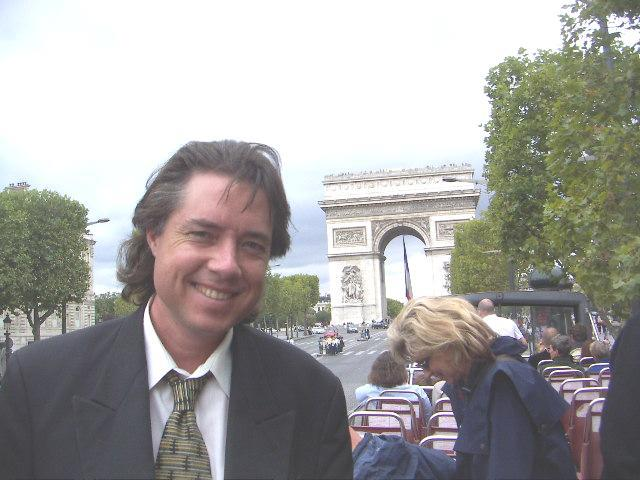 Luke Ford in Paris