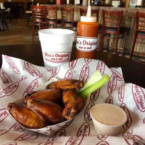 Moe's Original BBQ - Chicken Wings