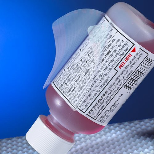 custom pharmaceutical labels