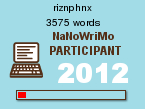 Starla's Word Count - 2/11/12