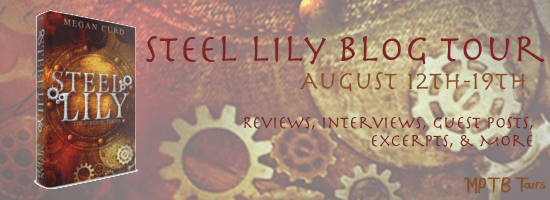 Steel Lily Banner