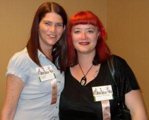 Michele and Starla