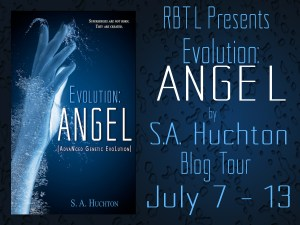 Evolution Angel Blog Tour Banner