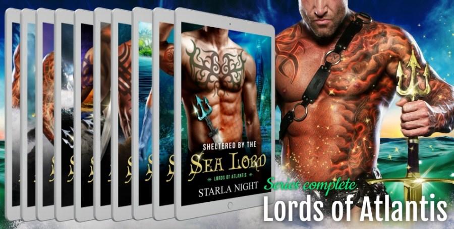 Lords of Atlantis books
