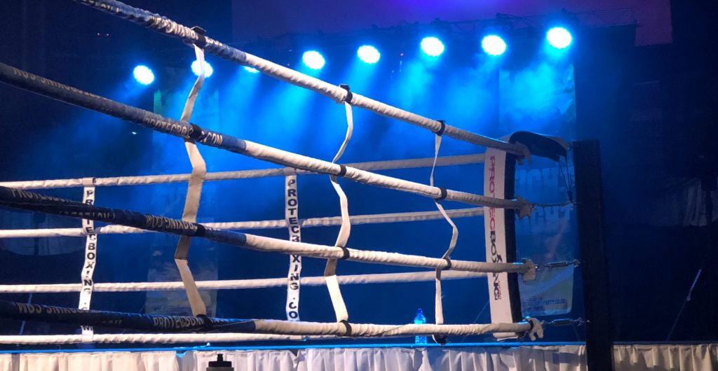 Boxing Ring Lighting