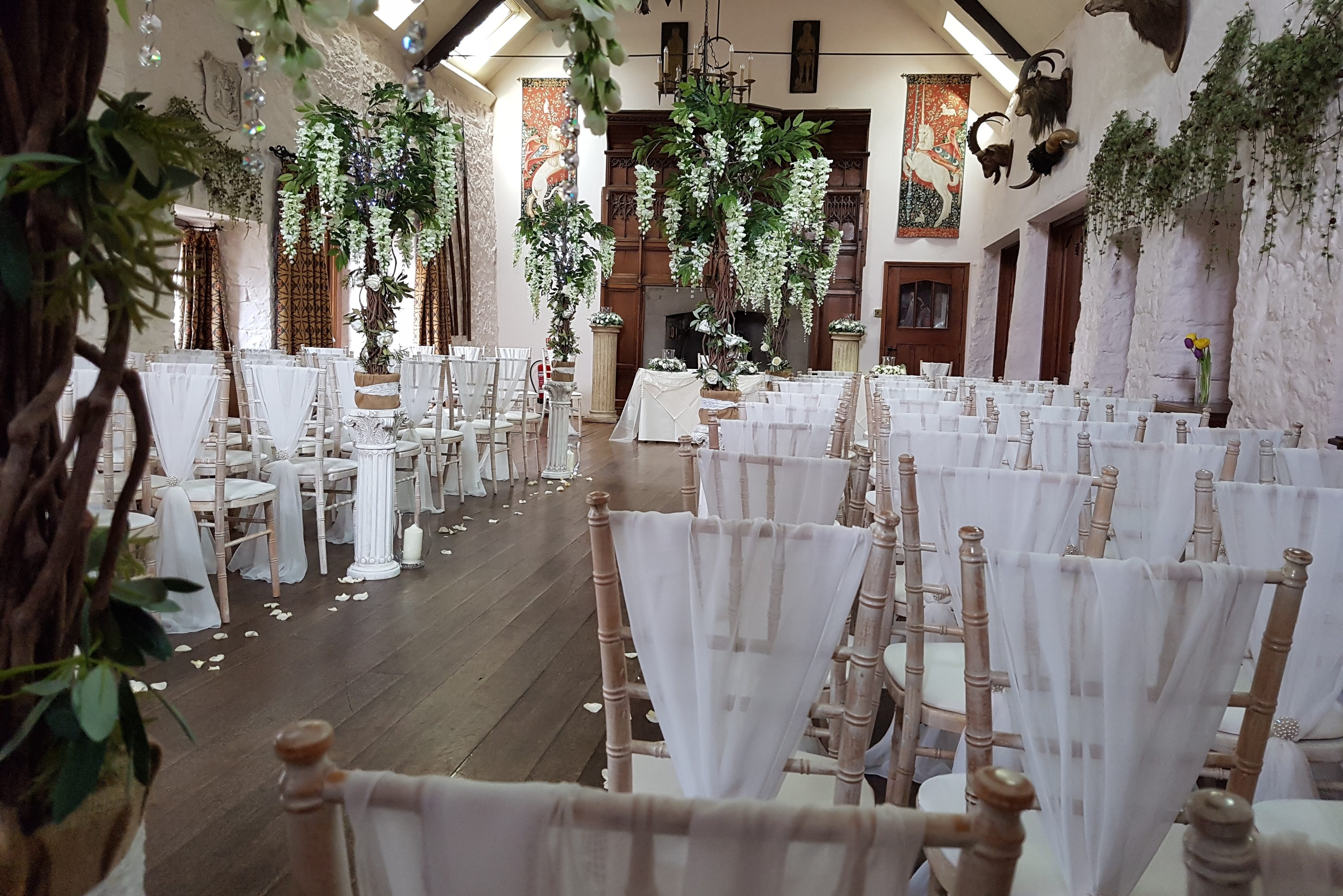 chair covers for hire south wales alera elusion office uk starlight events home