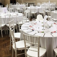 Chair Cover Hire South Wales Cushion Slipcovers White Chiavari Starlight Events