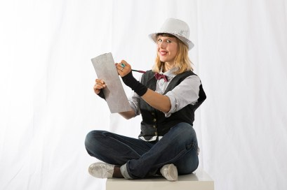 Corinne Sutter   Speedpainting und Karrikaturen