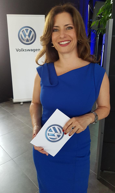 Isabel Florido für VW