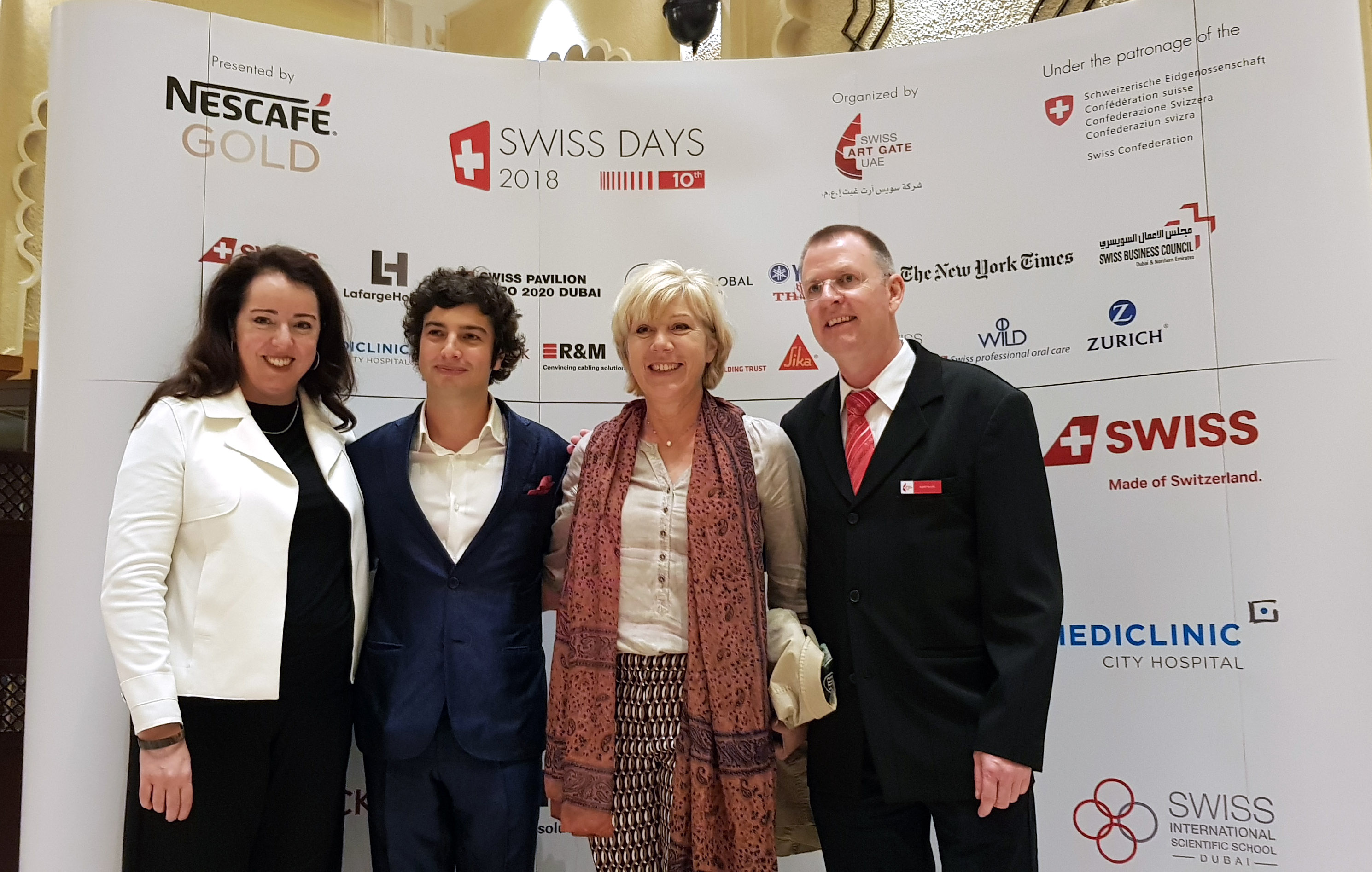 Swiss Days 2018 in Dubai