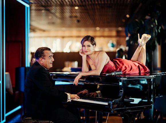 Isabel Florido & Gino Todesco