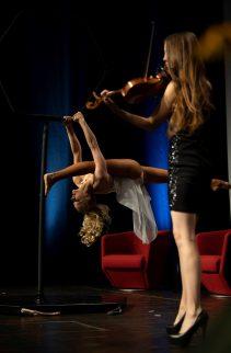 Violin & Artsitik @ KMU Swiss Podium 2020