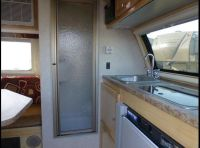 Starling Travel  The T@B S Floorplan: A Teardrop with a