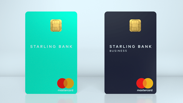 Starling Bank Launches Vertical Debit Cards Starling Bank